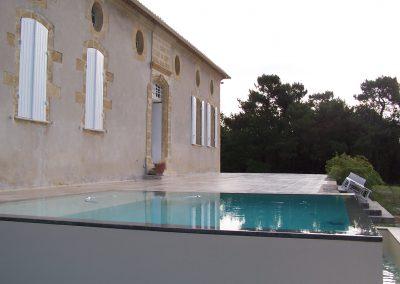Renovation extérieure Gironde Lespinasse Bâtiment